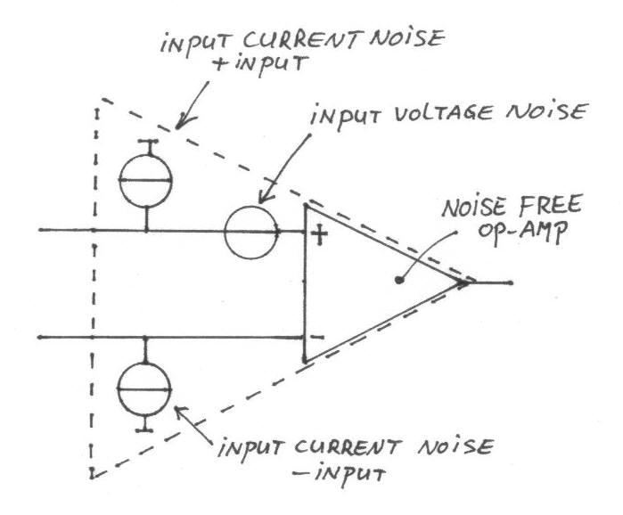 Opamp noise calculator